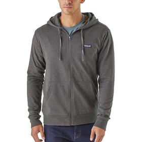 Patagonia M's P-6 Label LW Full Zip Hoody Forge Grey
